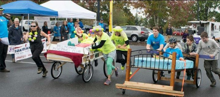 3rd Annual Bed Race – A Great Success